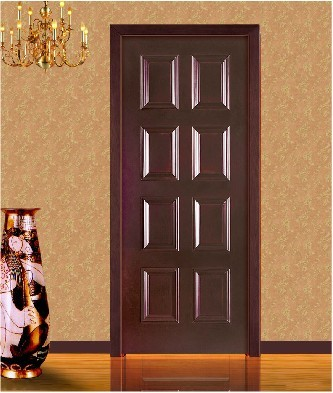 欧派木门 实木烤漆室内套装门 美式风格PS-220