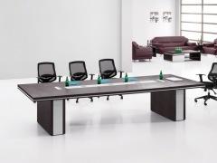 武汉伟豪w-240橡木会议桌
