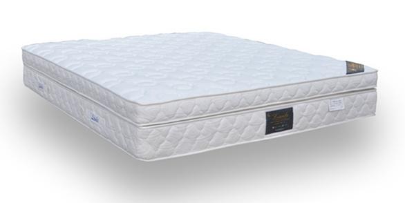 联乐 天然乳胶 加厚欧式床垫 伊甸园床垫