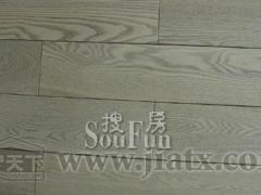 永吉白蜡木实木地板-