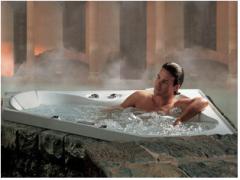 科勒EVORA 伊芙拉按摩浴缸(双重系统)