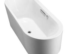 科勒艾芙椭圆形嵌入式泡泡缸(不含排水)