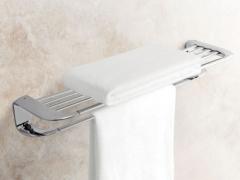 科勒 K-37062T-CP 奥睿24寸双层浴巾架
