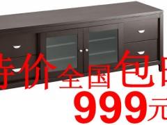 别墅家具 美式实木厅柜|简约厅柜特价|客厅地柜包邮