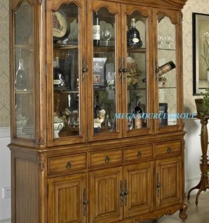 别墅家具|美式家具 实木碗碟柜|酒柜|储物柜 米高家具 外单