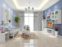 尚品宅配 客厅家具 电视柜 沙发 定制家具图片