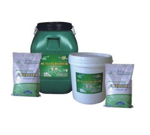 厂家全国直供-合胜JS聚合物水泥防水涂料(JS复合防水涂料)