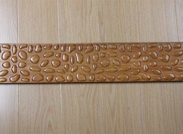 户内户外实木按摩专利地板(美国黄松)