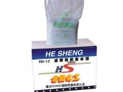 厂家全国直供-合胜HS-12 速硬微膨胀水泥