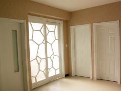 木门室内套装门美式田园风格实木复合门房门卧室门烤漆门厂家直销