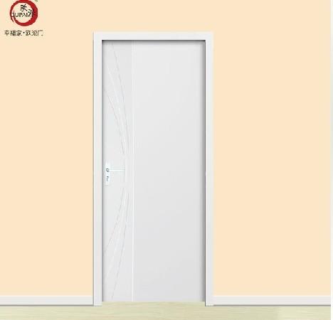 欧派木门 高档烤漆室内套装门 荣耀简约系列PS-141