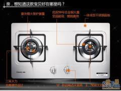 德意灵辉JZY(T.R)-2312燃气灶具