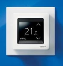 丹佛斯DEVLreg-TOUCH温控器取暖配件