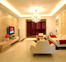 北京城建徜徉集-现代简约-三居室