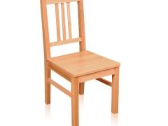 青岛一木家具 纯实木01书椅榉木学习椅电脑椅写字椅餐椅正品包