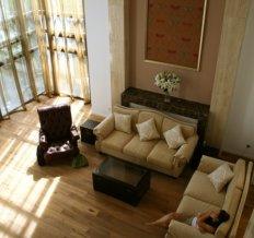 优山美地-混合型风格-四居室
