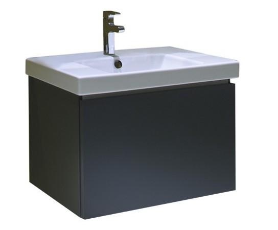 科勒瑞琦浴室柜700mm-白色