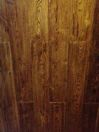 安信仿古实木地板