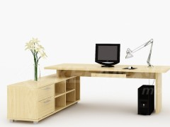 定制整体书桌