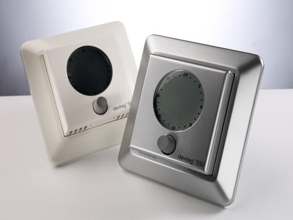 丹佛斯智能550型电子温控器