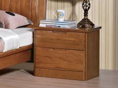 光明家具福橡金缘系列床头柜118-14101-54