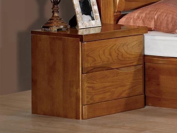光明家具福橡金缘系列床头柜118-14102-50