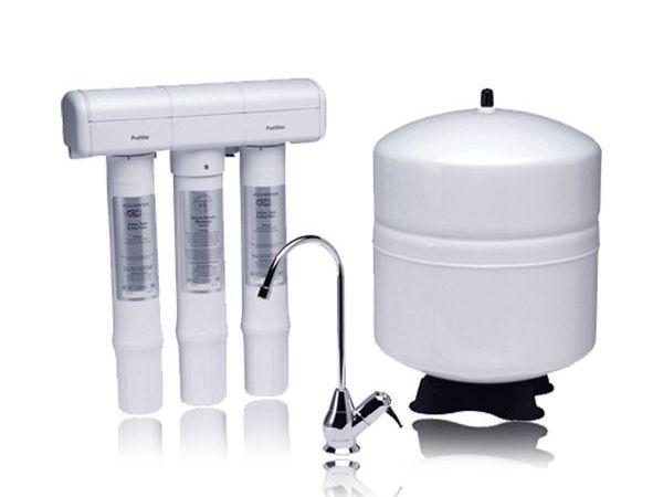 美国怡口纯水机 800HPRO净水家用厨房 直饮彻底去除水垢