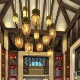 酒店固装家具,衣柜,木门,木饰面