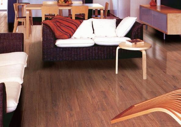 圣象正品 强化复合地板 N6120古堡橡木 11mm E1级