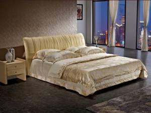 简欧式装修首选真皮软床五一团购开始了