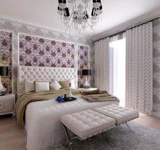 鸿坤罗纳河谷-混合型风格-三居室