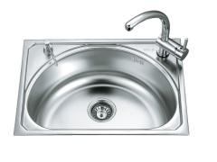 金牌RF1611不锈钢 盥洗盆 洗菜盆 水槽 菜盆