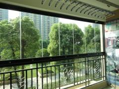 芬德无框阳台长沙分公司给您家一个梦幻般的水晶阳台!