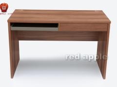 红苹果简约现代书房书桌