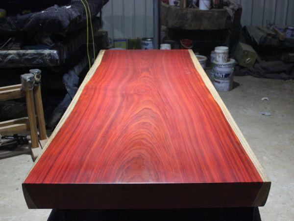 非洲红花梨大板桌实木大班台客厅家具桌主管桌会议桌办公桌餐桌