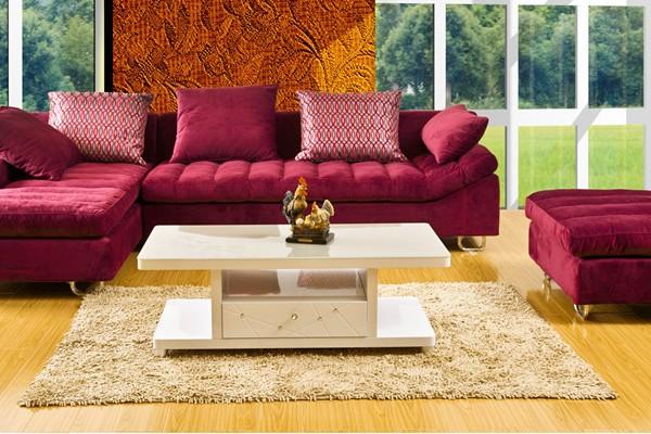 联乐布艺沙发简约现代布艺沙发 可定制QBC7049
