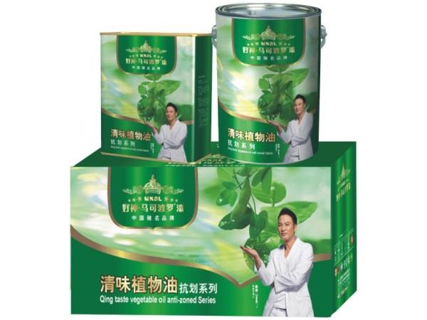 健康净味漆马可波罗清味植物油抗划系列