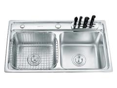 金牌RF1620不锈钢 盥洗盆 洗菜盆 水槽 菜盆
