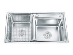 金牌RF1621不锈钢 盥洗盆 洗菜盆 水槽 菜盆