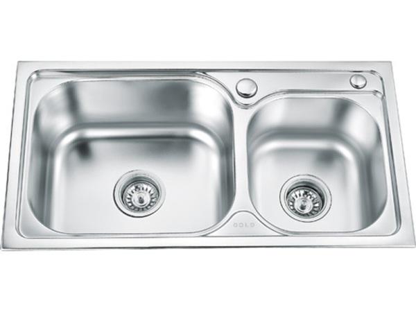 金牌RF1616不锈钢 盥洗盆 洗菜盆 水槽 菜盆