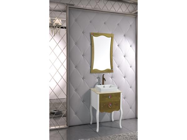 金牌RF007仿古浴室柜