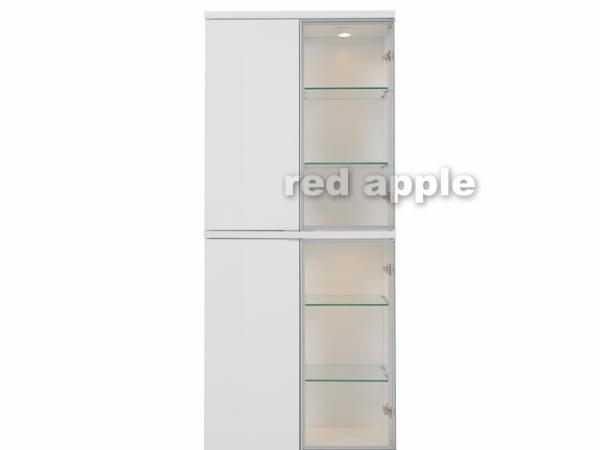 红苹果D系列白亮光多功能柜
