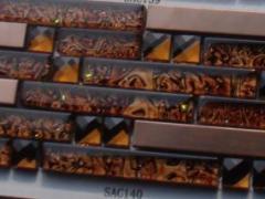 金箔水晶 不锈钢 钻石系列--可议价
