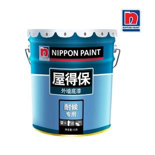 立邦漆 立邦屋得保耐候底漆 外墙乳胶漆16L 单价290元