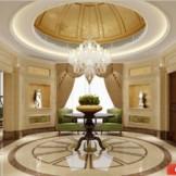 冠珠陶瓷客厅石材大地砖福源石90801