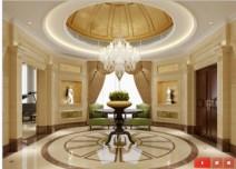 冠珠陶瓷客厅石材大地砖福源石90801图片