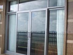 西安永顺隔热断桥铝门窗封阳台