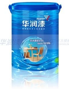华润纯净味水性木器亚光白面JKW903-2.5L单价200元