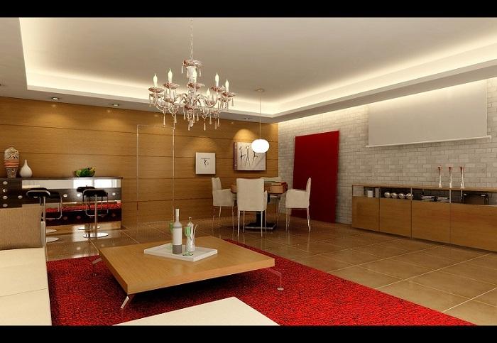 200平米其它别墅装修样板间 北京151 200平米其它别墅装修案例 房高清图片