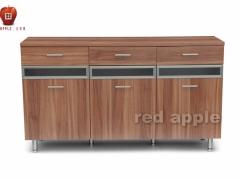 红苹果 高贵大气餐厅餐柜